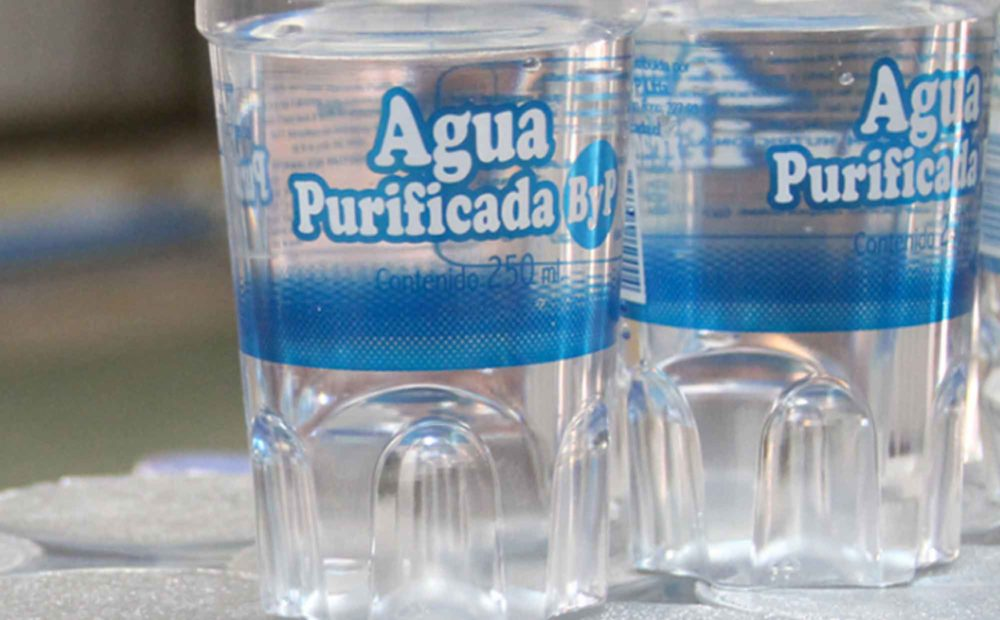 Agua ByP E-Commerce